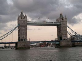 Tower Bridge by BeanieToast