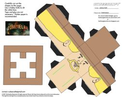 Horror 3: Tallahassee Cubee by TheFlyingDachshund