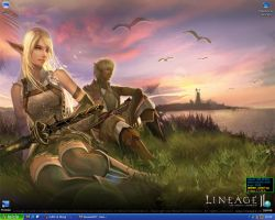 LineAge 2 by zoltantor