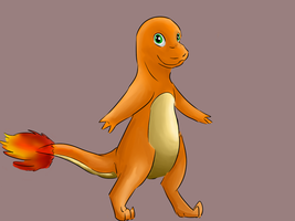 My first pokemon by QuestionRenee