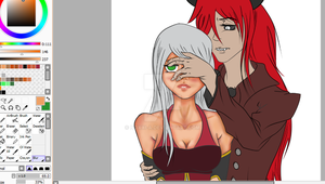 Bellany - skin wip by Noxxi-a