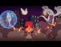 Pokemon Armageddon by UniqSchweick12