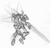 Armored Core by Squall179