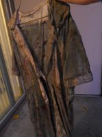 Silent hill 2 nurse dress. Making it darker 1 by Wingeddeath243