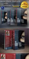 Book Cover Template Vol.2 by Ruthgschultz