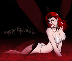 .:Happy Halloween Mike:. by I5Spiders
