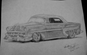 54 Chevy by RinnG