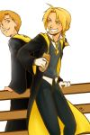 Elric Hufflepuffs by kra