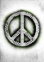 Peace for Palestine by PaLiLinz