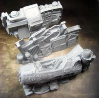 Scrapyard Terrain Preview by MikeDoscher