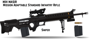M1H MASIR Sniper by Afterskies