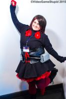 Anime Boston 2015 - Ruby Rose(PS) 03 by VideoGameStupid