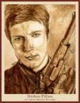 Nathan Fillion as Captain Malcolm Reynolds by strryeyedreamr27