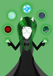 Homestuck - Collector by Speech5000