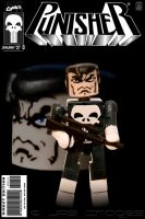 Punisher Comic Book Cover 01 by jpapasso
