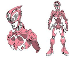 Pink Ranger by royalentertainment