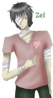 Im in love with a zombie boy by Brixyfire