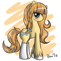 AT: BowTie by BubblegumBloo