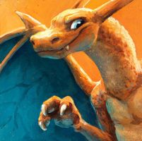 Charizard by kenket