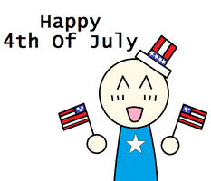 Happy Independence Day by nogirl70