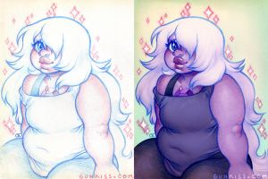 Amethyst by CamiFortuna