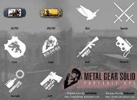 Metal Gear Solid: Portable Ops by Kimba