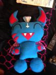 BOTDF Devil Bat Plush by lonly-chibi-dragon