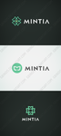 Mintia logotype by gbindis