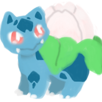 Lotus the Ivysaur by Kari-chan622