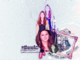 Bonnie Wright by OneDestinyy