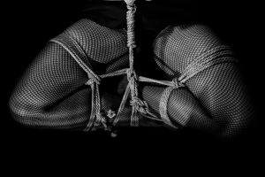 Fishnets and ropes by JohnNarvon