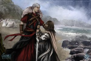 Aegon' s Favour by Mariana-Vieira