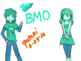 BMO by patterishia