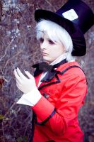 Lonely Hatter by Kamelia2000