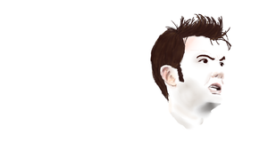 David Tennant by Avrodite