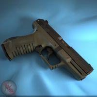 Walther P99 by kvor