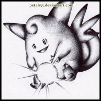036 - Clefable by Petah55