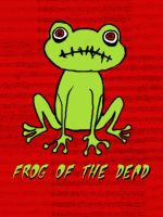 Frog of the dead by Neos-raven
