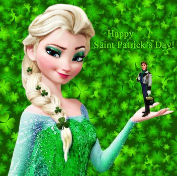 Happy Saint Patrick's Day! by Simmeh