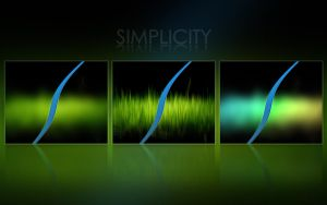 Simplicity Wallpaper Pack by HelmerN