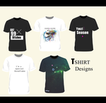 T shirt design ideas by Ayaake