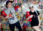Spidey Swag by gillykins
