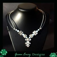 a touch of frost-modelled by green-envy-designs