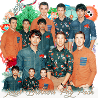Pack png 224 Jonas Brothers by MichelyResources