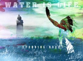 Water Is Life by AVAdesign
