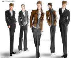 Menswear collection winter 08 by ricecrsp