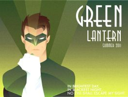 Green Lantern wallpaper by rodolforever