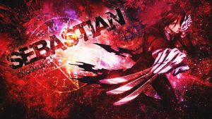Sebastian Wallpaper by Dinocojv