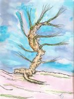 Yggdrasil, the Tree of Life by gollum42
