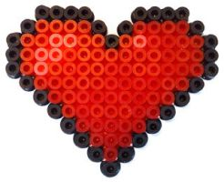Beadmote 4 :heart: by zachriel